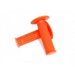 Poignée caoutchouc Prostuf - Orange