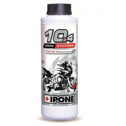 10.4 - 4 Stroke Engine Oil - 10W40 - Semi Synthesis - 1L