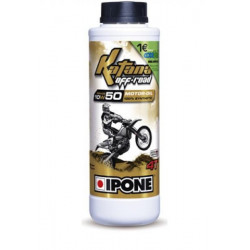 Katana - 4 Stroke Engine Oil - 10W50 - 100% Synthetic - 1L
