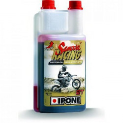 Samourai Racing - 100% Synthetic - Engine Oil - 2 Stroke -1L (With Dispenser)