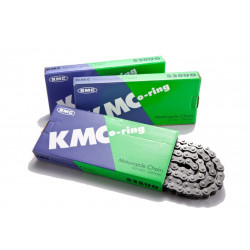 Chaine KMC Ultra Renforcée - 428H O'Ring