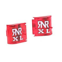 Paire de Couvercle XL - Rouge