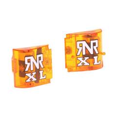 Paire de Couvercle XL - Orange