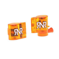 Paire de Boitier - Orange