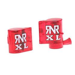 Paire de Boitier XL - Rouge