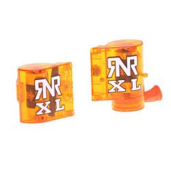 Paire de Boitier XL - Orange