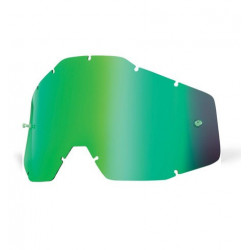 Tear Off Lens - Green mirror