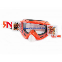 Lunette Hybrid - Roll Off - XL - Orange