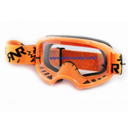 Lunette Colossus - Tear Off - Orange Fluo