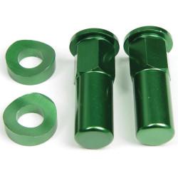 Boulon de Gripster Anodisé + Rondelle - Vert