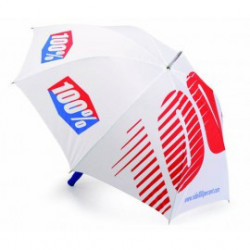 Umbrella white marge 100%