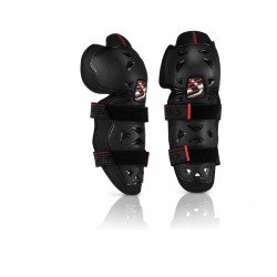 KNEE GUARDS PROFILE 2.0 - BLACK - ONE SIZE
