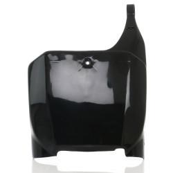 FRONT NUMBER PLATE HONDA CR125/250 00-03 - BLACK