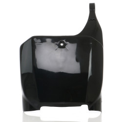 Plaque Avant Honda CR125/250 00-03 - Noir