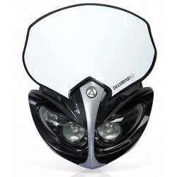 HEADLIGHT DIAMOND - BLACK