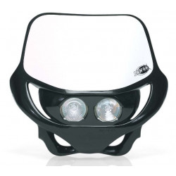 HEADLIGHT DHH - BLACK