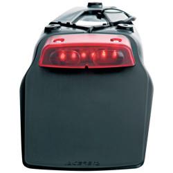 Bavette avec LED - Noir
