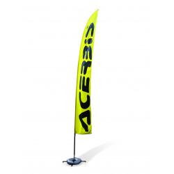ACERBIS FLAG - YELLOW/BLACK