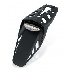 Bavette avec LED CE - Noir