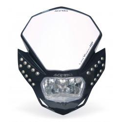 HEADLIGHT LED VISION HP- BLACK