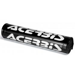 Cross bar pad logo tube - BLACK