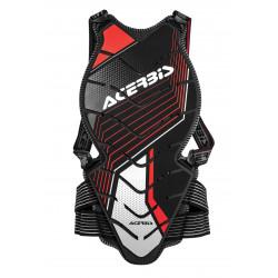 COMFORT BACK PROTECTOR 2.0 - BLACK/RED - L/XL