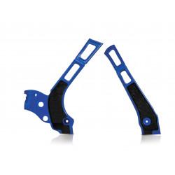 X-GRIP FRAME PROTECTOR YAMAHA YZ + WR 125-250 06-20 - BLUE