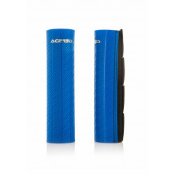 RUBBER UP FORKS COVERS USD 47-48 MM - BLUE