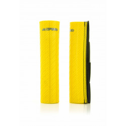 RUBBER UP FORKS COVERS USD 47-48 MM - YELLOW