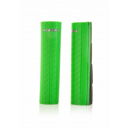 RUBBER UP FORKS COVERS USD 47-48 MM - GREEN