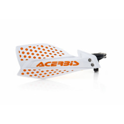 ULTIMATE HANDGUARDS - WHITE/ORANGE