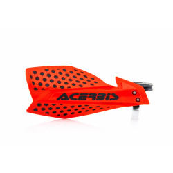ULTIMATE HANDGUARDS - RED/BLACK