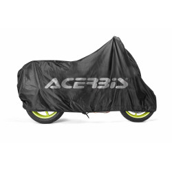BIKE COVER STREET BIKE - BLACK