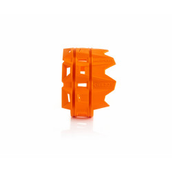 Protection Silencieux - Orange
