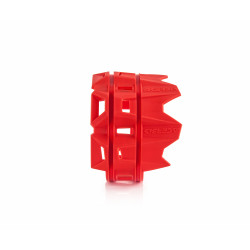 SILENCER PROTECTOR - RED
