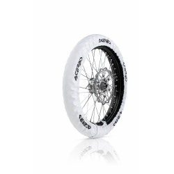 X-TIRES COVER - WHITE