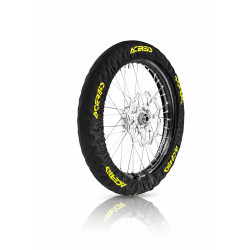 X-TIRES COVER - BLACK
