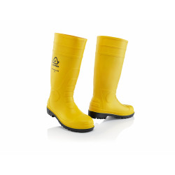 BOOTS SET - YELLOW