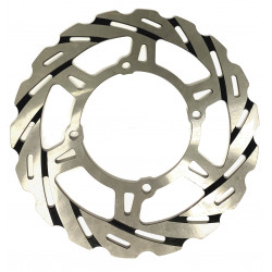 Rear Brake Disc - 240 mm - Kawasaki