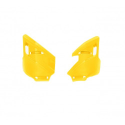 F-ROCK LOWER TRIPLECLAMP COVER - YELLOW