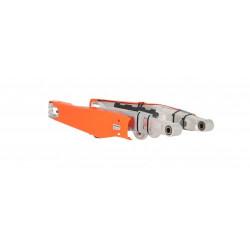 Protection bras oscillant aimantée KTM/HVA/GASGAS - Orange