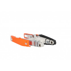 TEKETMAGNET SWINGARM PROTECTION KTM EXC 250 TPI 18-21 + EXC-F 250 17-21 - ORANGE