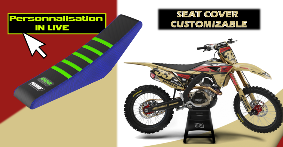 Seat Cover Customizable