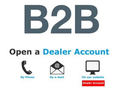 Open a Dealer Account